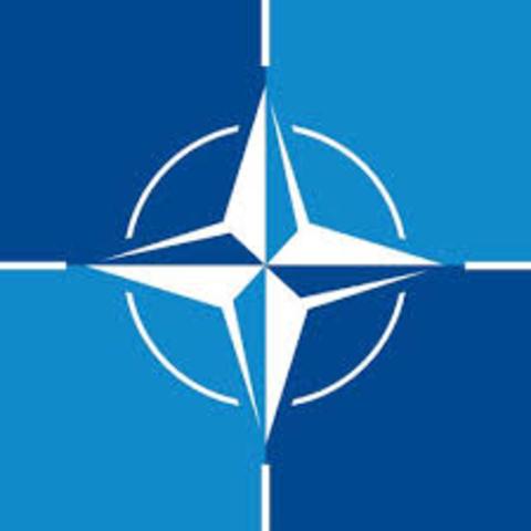NATO opprettes