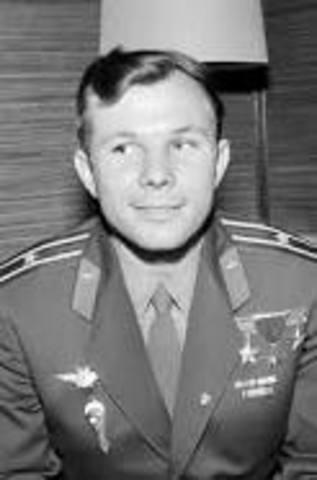 Jurij Aleksejevitsj Gagarin