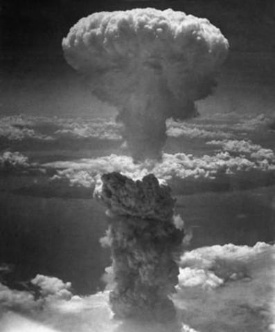 USAs atombombing av Nagasaki