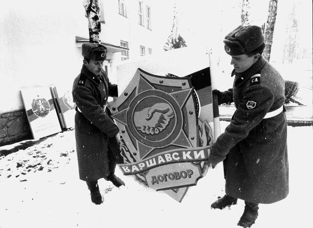 Warszawapakten