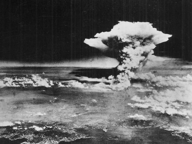 Bombing av Hiroshima
