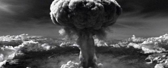 Bombing av Nagasaki