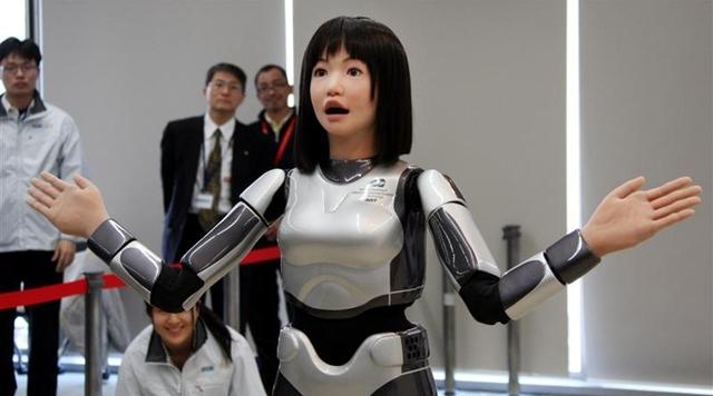 Японская гостиница с роботизированными работниками