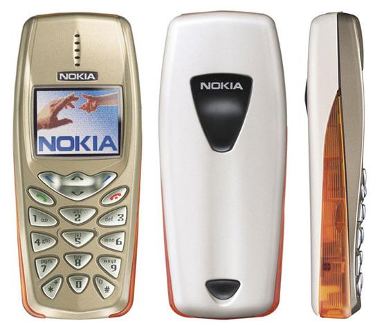Nokia 3510 (1.1, 1.10, 1.11, 2.1, 3.1, 3.5)
