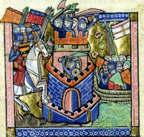 Capture of Tyre by the Venetian Crusade