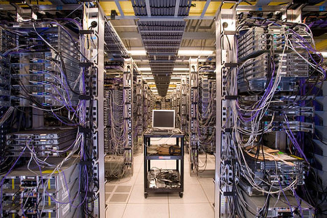Aumenta el número de servidores en el mundo