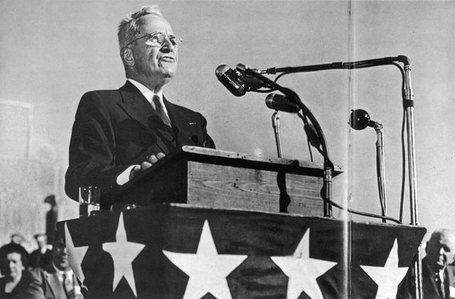 Trumandoktrien lansert