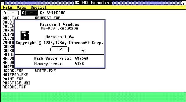 Windows 1.04