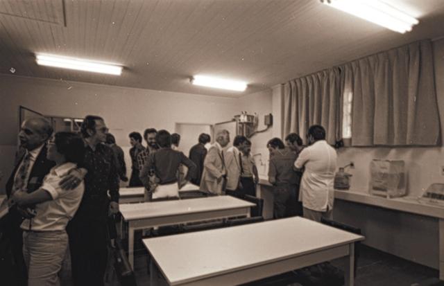 CCR Inauguração do Laboratório de Análises de Sementes do Centro de Ciências Rurais
