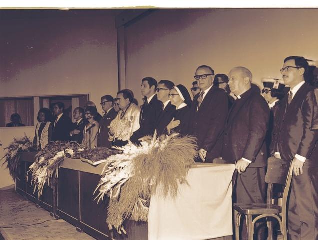 FIE Formatura da primeira turma da Faculdade Interamericana de Educação