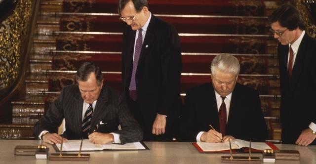 START-avtalen signert