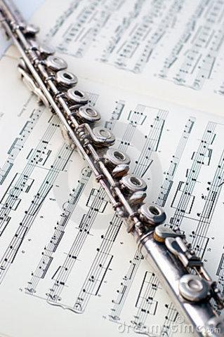 Metal Flute