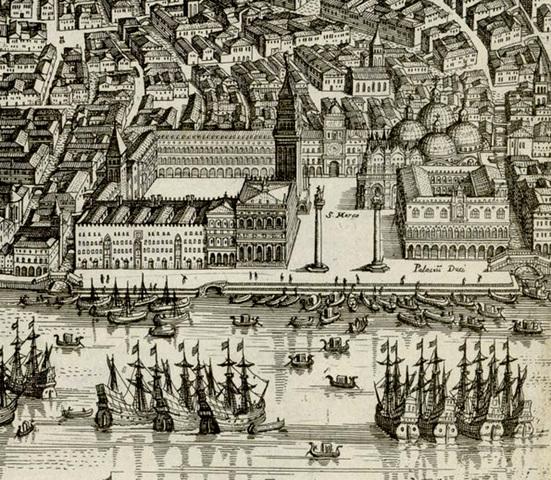 Época Medieval. Venecia.