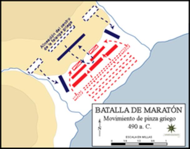 Batalla del maratón