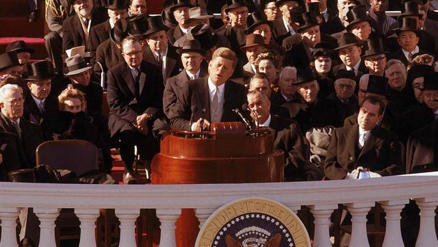 First Presidential Inauguration Broadcast on Color Television
