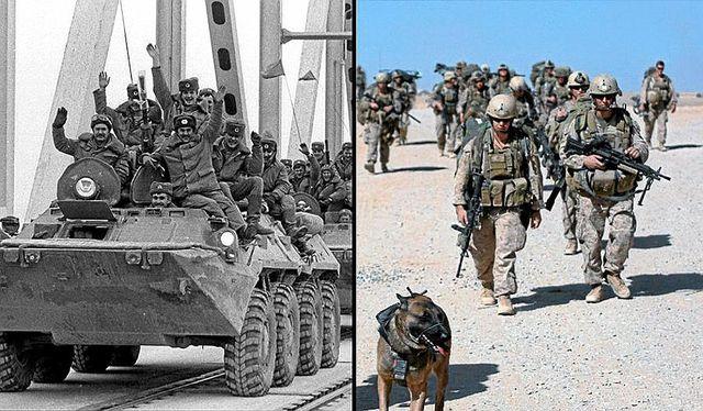 Sovjets krig i Afghanistan