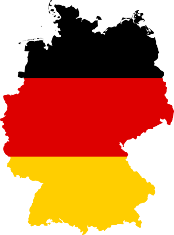 Tyskland samlet
