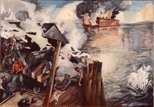 Siege of Fort Sumter