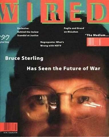 Lanzamiento revista Wired