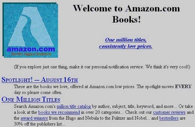 Nace Cadabra (Posteriormente Amazon)