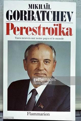 Perestrojka lansert