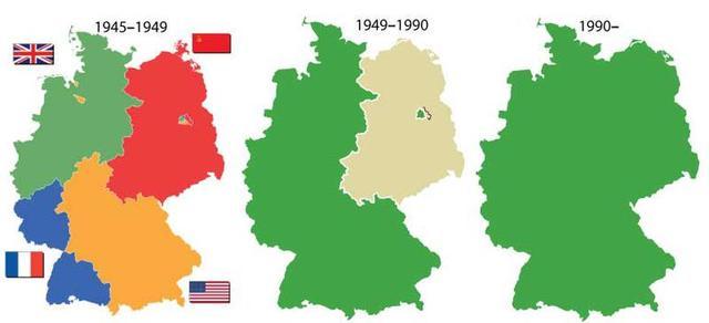 Tyskland delt