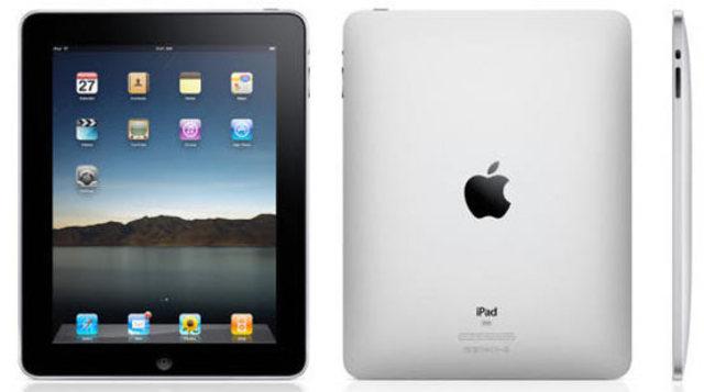 Nacimiento del iPad