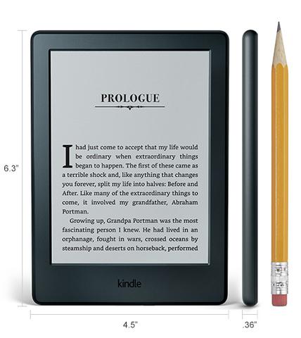 Nacimiento Amazon Kindle