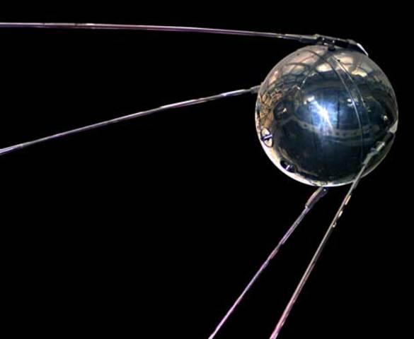 Sputnik- oppskyting