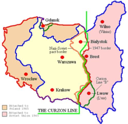 Polen første østeuropeiske land demokratiske
