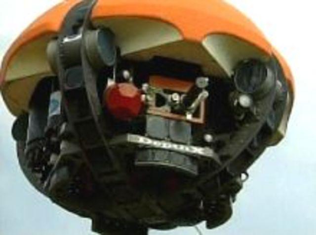 Робот DEPTHX погрузился на дно самого глубокого колодца
