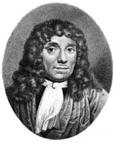 A. Van Leeuwenhoek