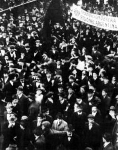 Confederación de trabajadores Ingleses
