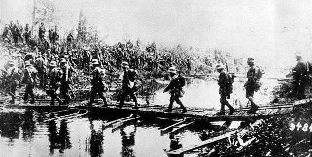 Primera Guerra Mundial y Revolución Rusa