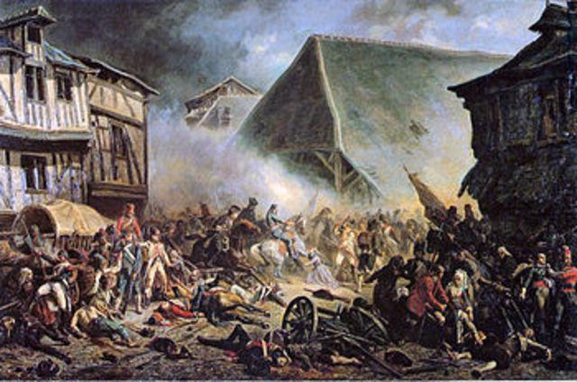 La ribellione in Vandea