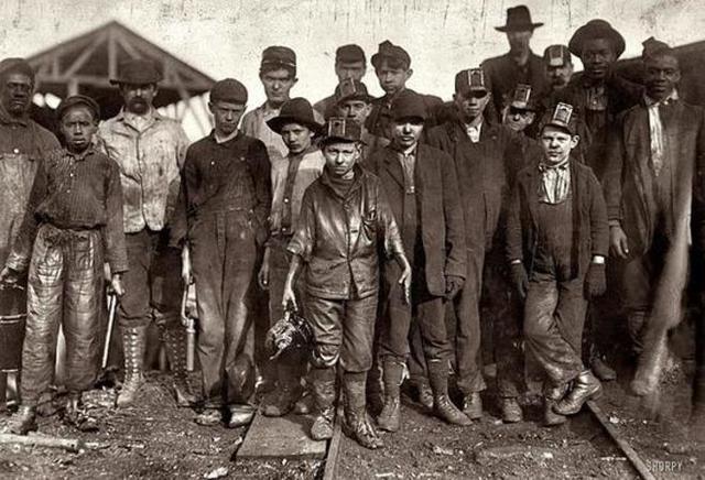 Círculo de obreros en México