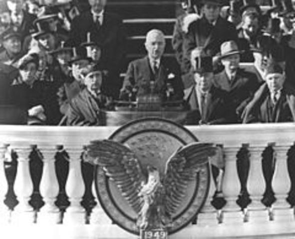 Harry S. Truman Inauguration