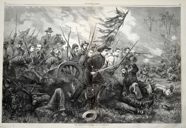 The Attack of Fort Sumter