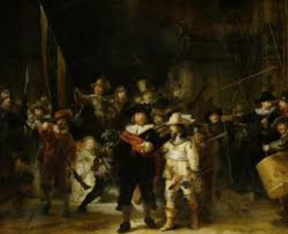 Rembrandt: Nachtwacht