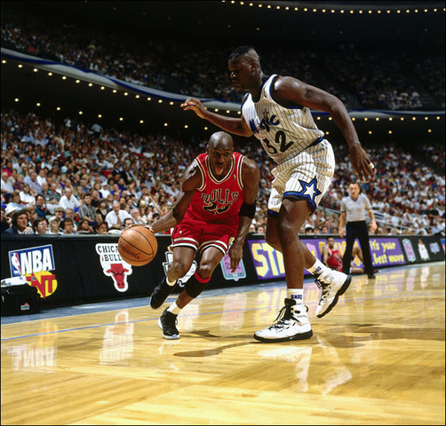 Michael Jordan 1995: 38pts vs Spurs