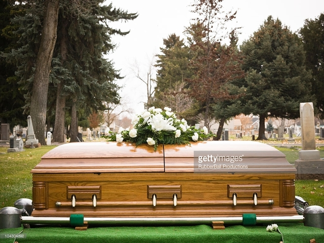 The Pre-Funeral (later on September 8th)