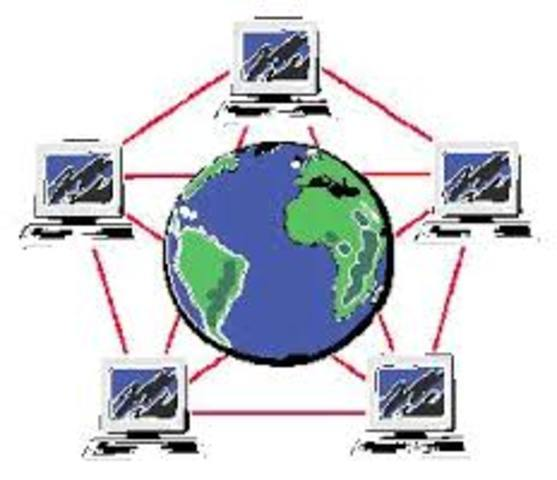 Columnas vertebral de internet
