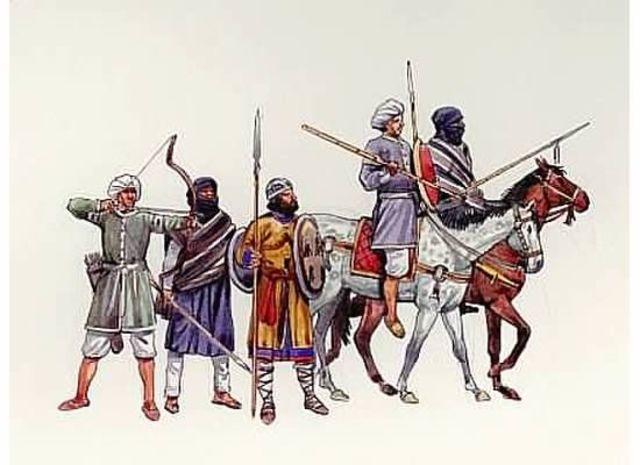 13.2: Almoravid's invasions