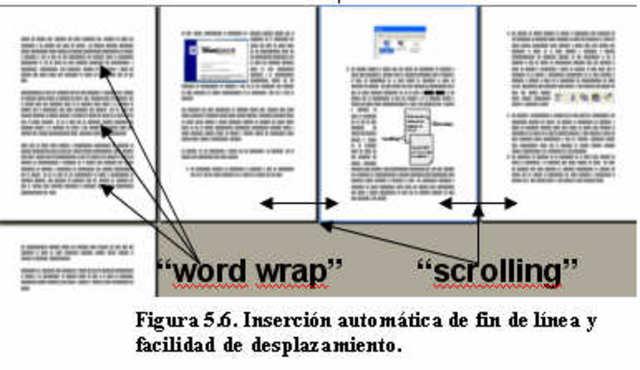 Word wrap automático
