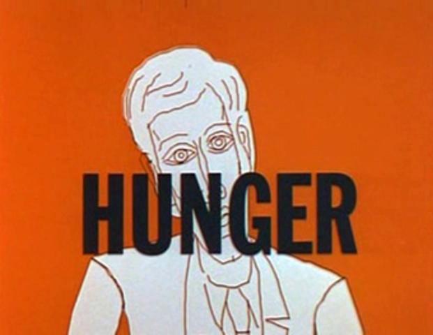 """Film """"Hunger"""""""