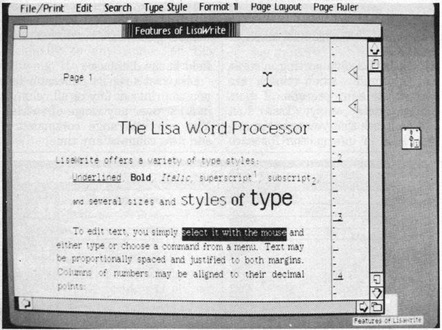 Primeros Editores WYSIWYG