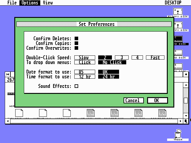 Última versión de GEM Desktop
