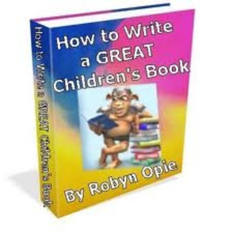 Publish my own children's book