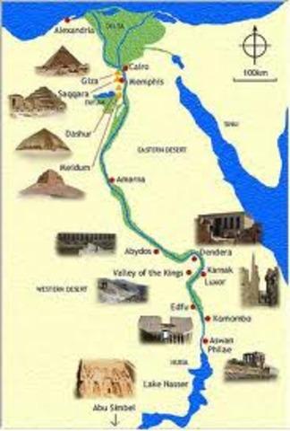 Civilizaciones Antiguas.EGIPTO