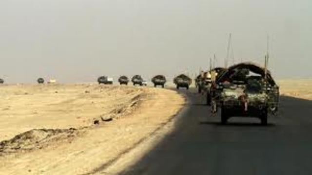 U.S.Leaves Iraq